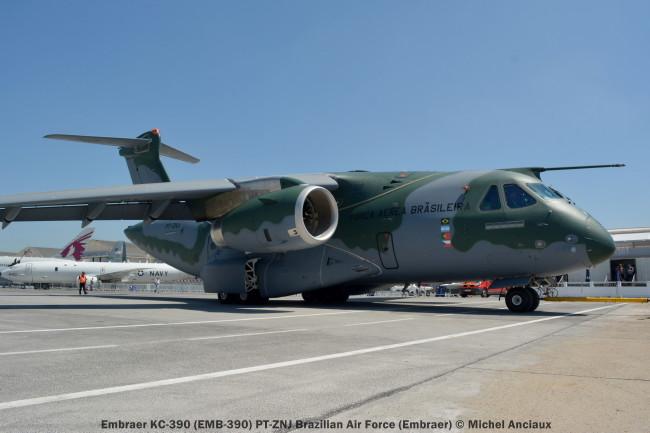 DSC_0798 Embraer KC-390 (EMB-390) PT-ZNJ Brazilian Air Force (Embraer)