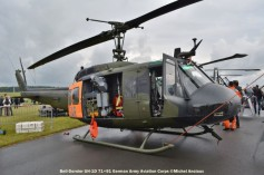 DSC_0799 Bell-Dornier UH-1D 71+91 German Army Aviation Corps