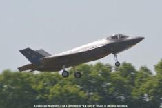 DSC_0804 Lockheed Martin F-35A Lightning II ''14-5091'' USAF
