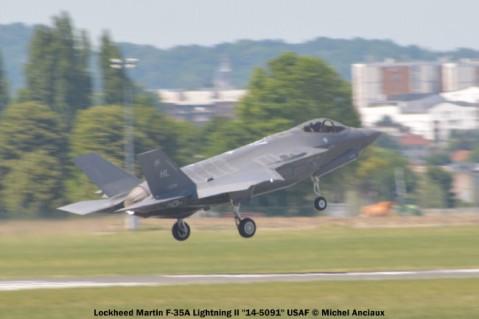 DSC_0809 Lockheed Martin F-35A Lightning II ''14-5091'' USAF