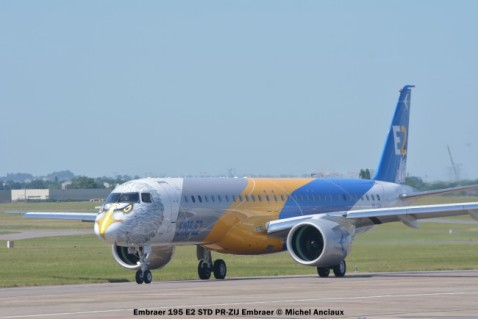 DSC_0818 Embraer 195 E2 STD PR-ZIJ Embraer