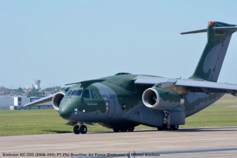 DSC_0821 Embraer KC-390 (EMB-390) PT-ZNJ Brazilian Air Force (Embraer)