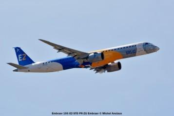 DSC_0835 Embraer 195 E2 STD PR-ZIJ Embraer