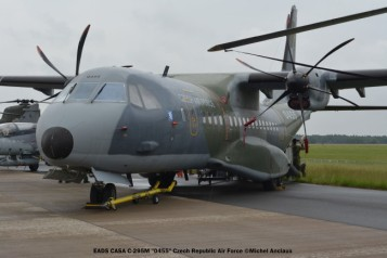 DSC_0870 EADS CASA C-295M ''0455'' Czech Republic Air Force