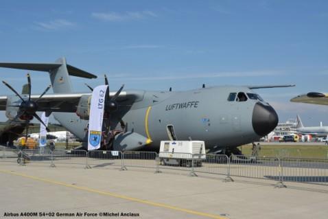 DSC_1116 Airbus A400M 54+02 German Air Force