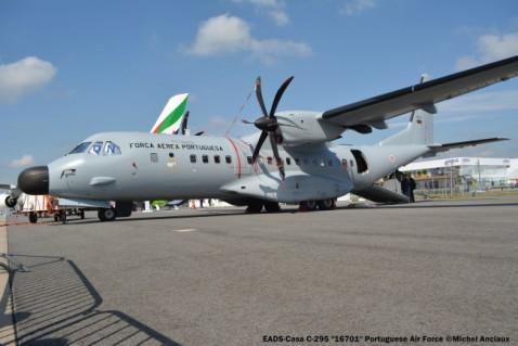 DSC_1215 EADS-Casa C-295 ''16701'' Portuguese Air Force