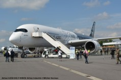 DSC_1217 Airbus A350-941 F-WWCE Airbus Industrie