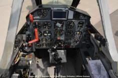 DSC_1367 Cockpit of Fouga CM-170 Magister D-IFCC Quax Flieger Collection