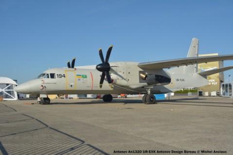 DSC_500 Antonov An132D UR-EXK Antonov Design Bureau