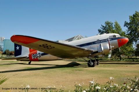 02 Douglas C-47B ''963'' FACH (MNAE) © Michel Anciaux