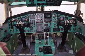 020 Tupolev TU 144D CCCP-77112 Aeroflot © Michel Anciaux