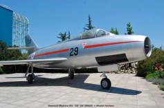 09 Dassault Mystere IVA ''29'' IDF (MNAE) © Michel Anciaux