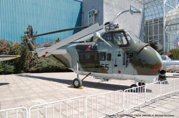 12 Sikorsky S-55 ''H-55'' FACH (MNAE) © Michel Anciaux