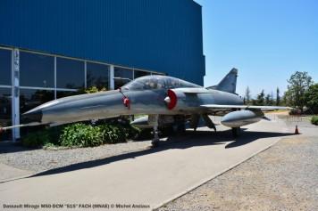 19 Dassault Mirage M50-DCM ''515'' FACH (MNAE) © Michel Anciaux