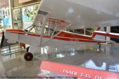 32 Piper PA-18 Super Cub CC-KWA Club de Planeadores de Santiago (MNAE) © Michel Anciaux