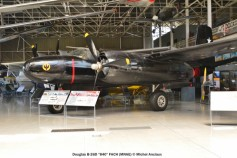 36 Douglas B-26D ''840'' FACH (MNAE) © Michel Anciaux