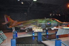 49 BAe Harrier GR.3 ''XZ970'' RAF (MNAE) © Michel Anciaux