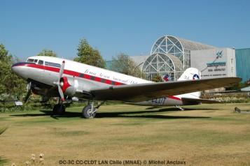 DC-3C CC-CLDT LAN Chile (MNAE) © Michel Anciaux