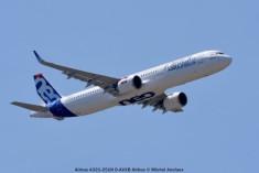 DSC_0090 Airbus A321-251N D-AVXB Airbus © Michel Anciaux