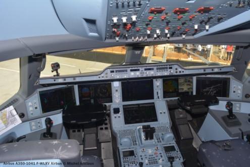 DSC_0095 Airbus A350-1041 F-WLXV Airbus © Michel Anciaux