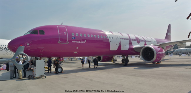 DSC_0178 Airbus A321-253N TF-SKY WOW Air © Michel Anciaux