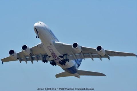 DSC_0417 Airbus A380-841 F-WWOW Airbus © Michel Anciaux