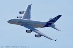 DSC_0443 Airbus A380-841 F-WWOW Airbus © Michel Anciaux