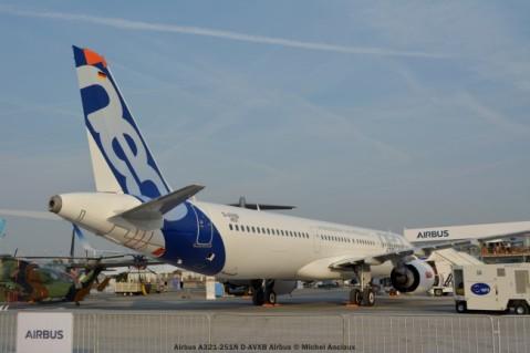 DSC_0514 Airbus A321-251N D-AVXB Airbus © Michel Anciaux