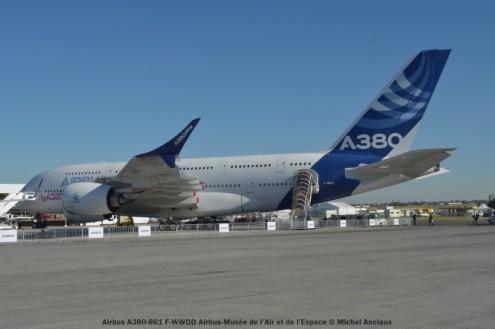 DSC_0889 Airbus A380-861 F-WWDD Airbus-Musée de l_Air et de l_Espace © Michel Anciaux