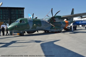 DSC_1026 Airbus C-105 Amazonas (C-295) ''6550__ Brazilian Air Force © Michel Anciaux