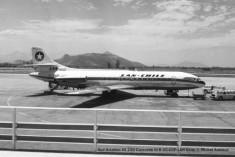 img064 Sud Aviation SE 210 Caravelle VI-R CC-CCP LAN Chile © Michel Anciaux