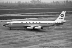 img182 Boeing 707-441 PP-VJA VARIG © Michel Anciaux