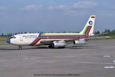 img445 Boeing 720-023B HC-AZP Ecuatoriana © Michel Anciaux