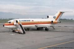 img456 Boeing 727-116 CC-CAG LADECO © Michel Anciaux