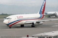 img457 Boeing 737-244(A) CC-CHK LAN Chile © Michel Anciaux
