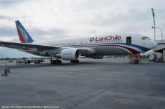 img462 Boeing 767-216(ER) CC-CJU LAN Chile © Michel Anciaux