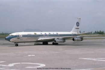 img473 Boeing 707-324C PP-VLO VARIG © Michel Anciaux