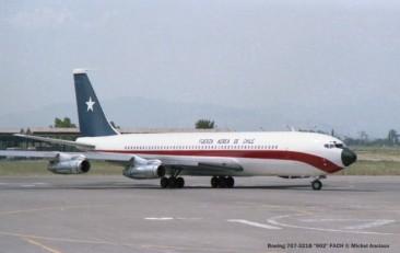 img475 Boeing 707-321B ''902'' FACH © Michel Anciaux