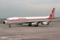 img481 McDonnell Douglas DC-8-62 OB-R-1210 AeroPeru © Michel Anciaux