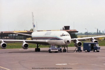 img499 McDonnell Douglas DC-8-61 EC-DVC Spantax © Michel Anciaux