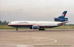 img503 McDonnell Douglas DC-10-30 C-FCRA Canadian Airlines Intern. © Michel Anciaux