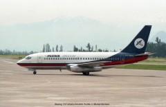 img511 Boeing 737-2A3(A) CX-BOO PLUNA © Michel Anciaux