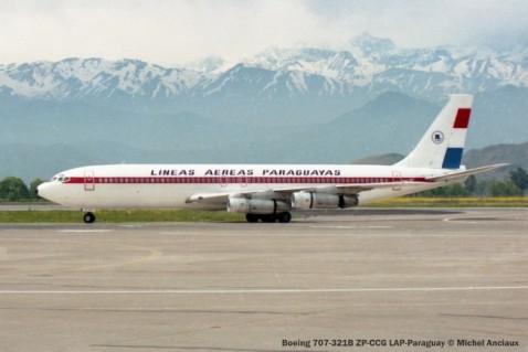 img518 Boeing 707-321B ZP-CCG LAP-Paraguay © Michel Anciaux