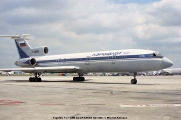 img535 Tupolev Tu-154M CCCP-85665 Aeroflot © Michel Anciaux
