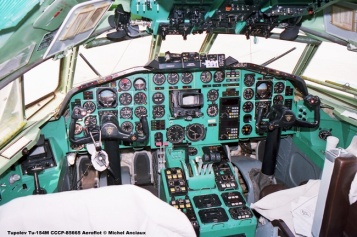 img542 Tupolev Tu-154M CCCP-85665 Aeroflot © Michel Anciaux