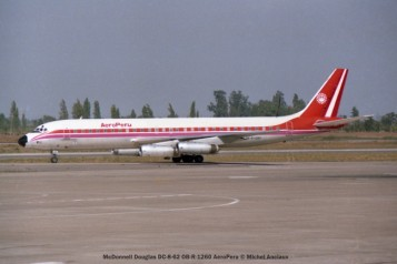 img557 McDonnell Douglas DC-8-62 OB-R-1260 AeroPeru © Michel Anciaux
