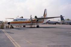img560 Fokker F-27-500F CC-CIT LADECO © Michel Anciaux