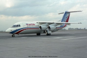 img566 BAe 146-200A CC-CET LAN Chile © Michel Anciaux