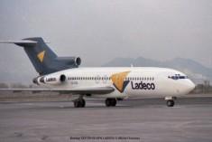 img575 Boeing 727-78 CC-CFG LADECO © Michel Anciaux