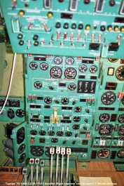 img730 Tupolev TU-144D CCCP-77112 Aeroflot (flight engineer control panel) © Michel Anciaux